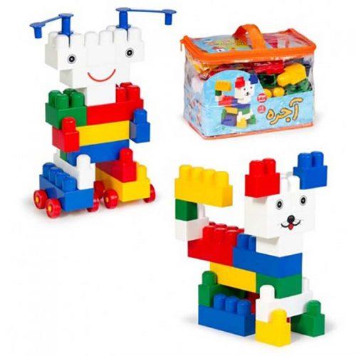 33 قطعه ای کیفی 6506 1 با فرزندان