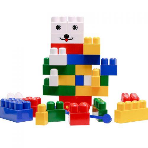 33 قطعه ای کیفی 6506 2 با فرزندان