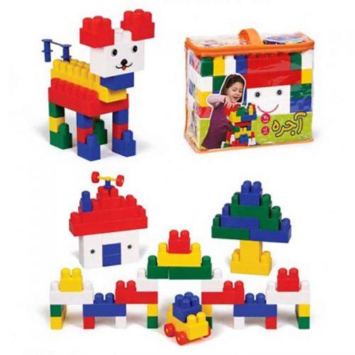 70 قطعه ای کیفی 6504 2 با فرزندان