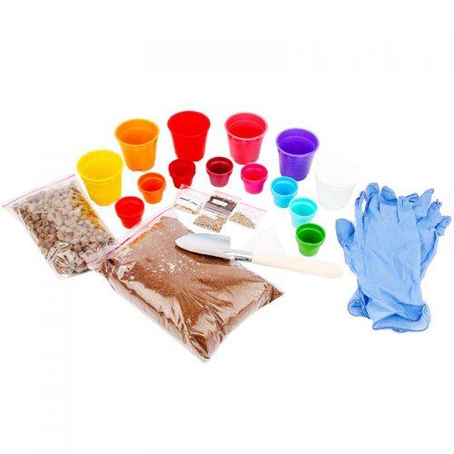 اسباب بازی آموزشی باغچه کودک و نوجوان گیاه جوان 11