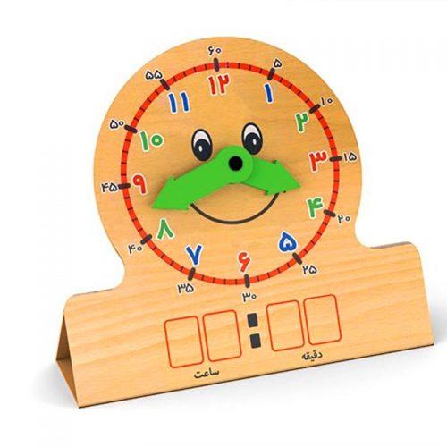 بازی آموزشی ساعت وایت برد اوای باران2