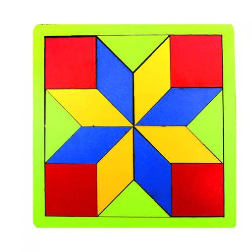 بازی بازی و تقارن 16 قطعه یارات 1