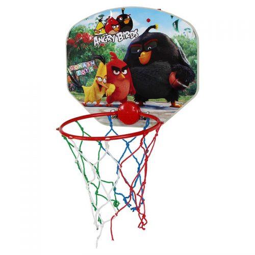 بازی تخته بسکتبال کوچک گنش طرح انگری بردز Angry Birds