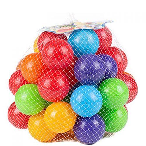 اسباب بازی توپ استخری بزرگ 50 عددی توی سیتی 1