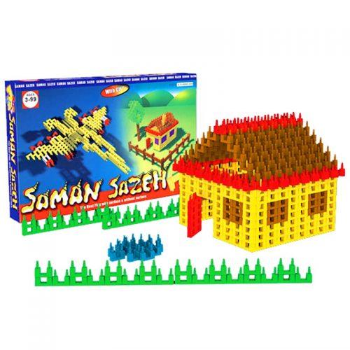 اسباب بازی ساختنی سامان سازه 4