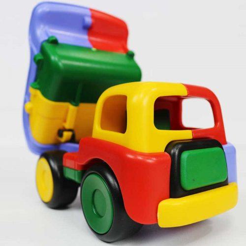 اسباب بازی کامیون دوبی آی توی 7