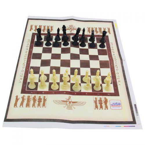 بازی رومیزی شطرنج تهران فکر آوران 3