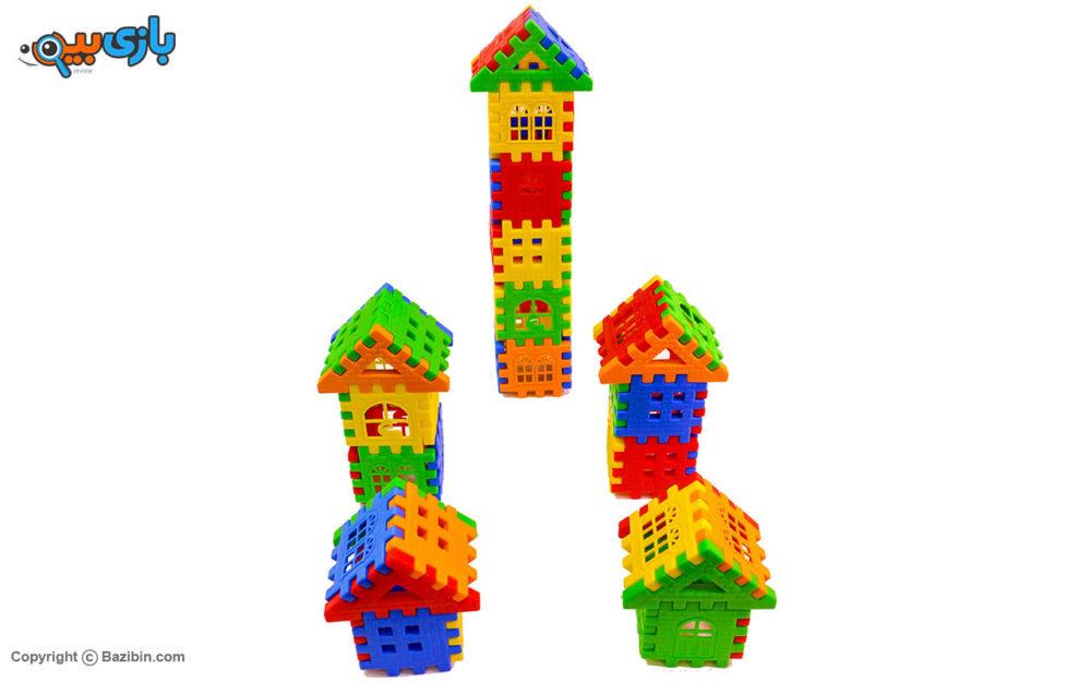 های خانه سازی 48 قطعه 1501 4 ردتویز