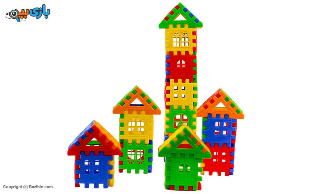 های خانه سازی 48 قطعه 1501 5 ردتویز
