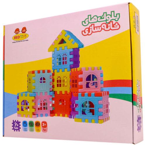 های خانه سازی 60 قطعه 1502 2 ردتویز
