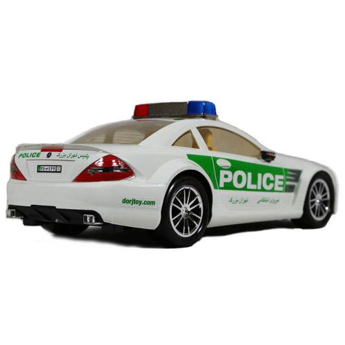 پلیس بزرگ درج 4