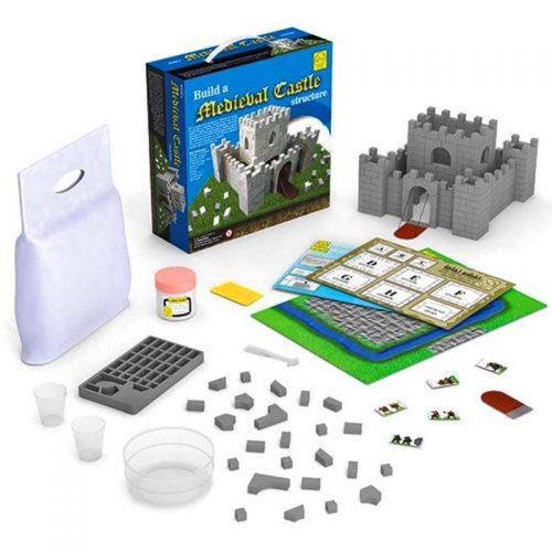 قلعه قرون وسطی جدید کوچولوی خلاق 1 1