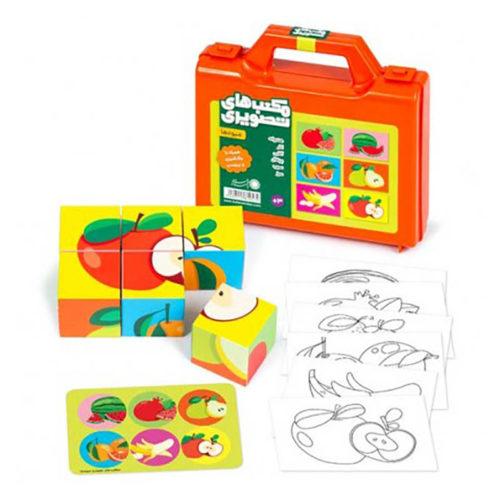 تصویری میوه ها 6510 1 با فرزندان