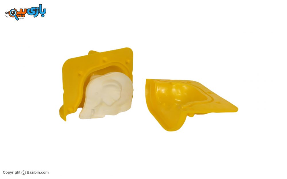 کاردستی شیر و فیل جی جی وی جی6