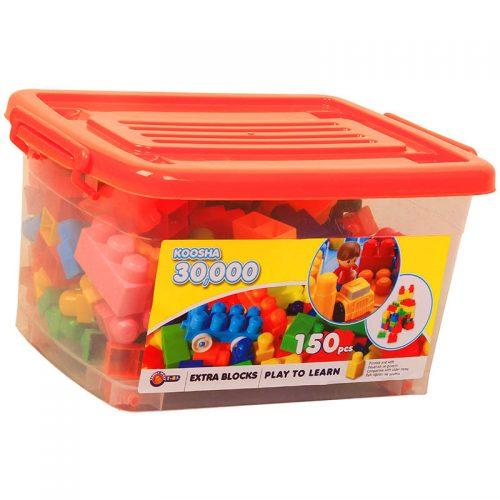 30000 چهارگوش صندوقی بزرگ 1801 1 کوشابلوکز بریکس