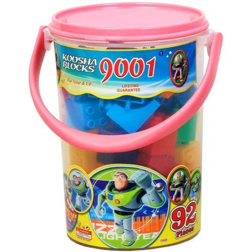 9001 سطلی گرد ویژه 1823 1 کوشابلوکز بریکس
