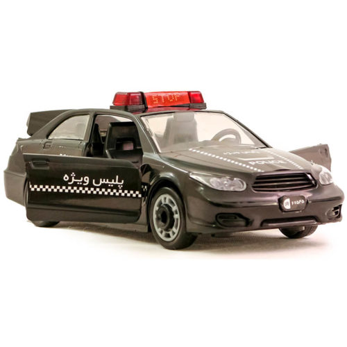 پلیس ویژه 2106 سالار 3