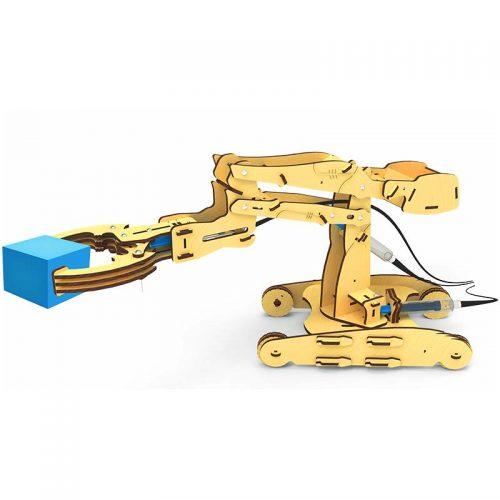 0112 ربات بازو هیدرولیک 8 مهارت افزا