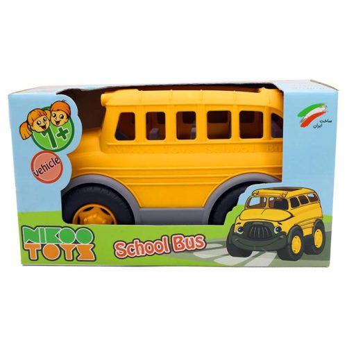 0305 اتوبوس مدرسه 1 نیکو تویز