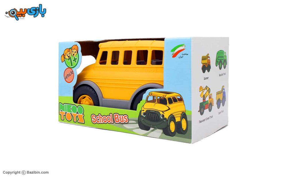0305 اتوبوس مدرسه 2 نیکو تویز