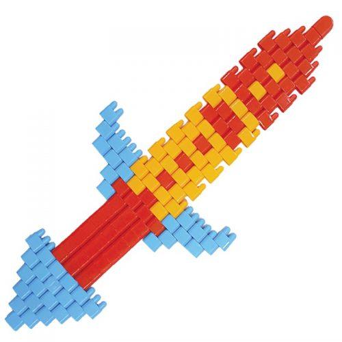 اسباب بازی بلوک 256 بیسیک پانی تویز5