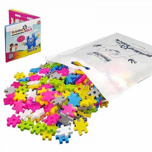 اسباب بازی بلوک 288 قطعه پانی تویز6