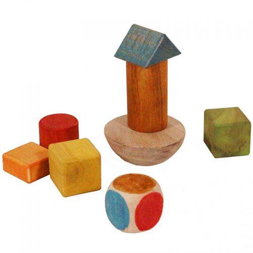 سپتابرج تعادل چوبی 8 تیکه 3
