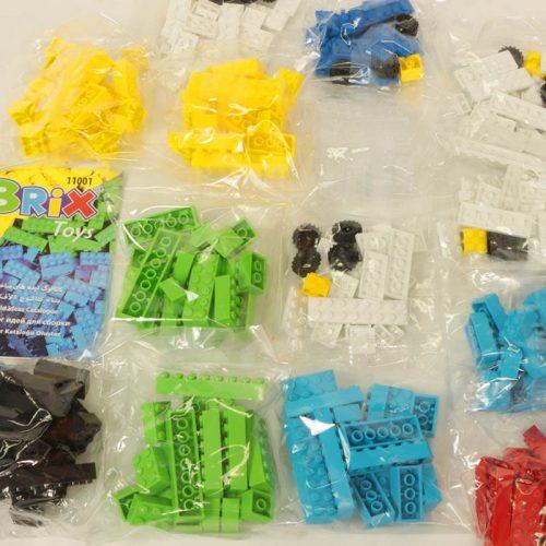 اسباب بازی بریکس 11001 جعبه ای 310 قطعه کوشا بلوکز 3