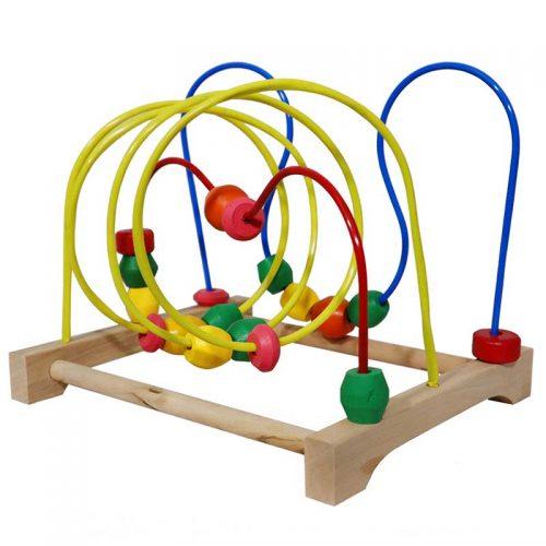 اسباب بازی پیچ و خم علی کوچولو 2