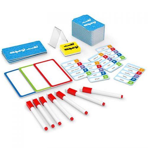 بازی رومیزی لغت نومچه نهالک 3