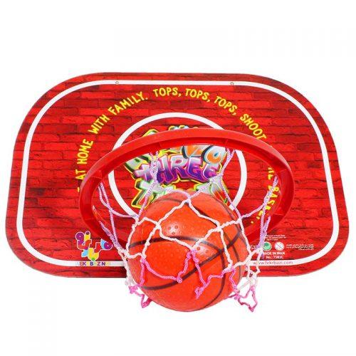 فکر بازینواسباب بازی ست بسکتبال دیواری سوپر با توپ 2