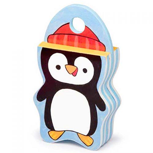کتاب فومی سر میخوره پنگوئن با فرزندان 1
