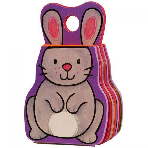 کتاب فومی میپره این خرگوشه با فرزندان3