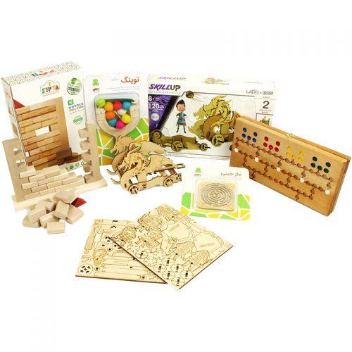 بازی های باندل چوبی 2