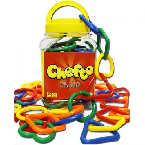 بازی چفتوی زنجیره به تویز 2