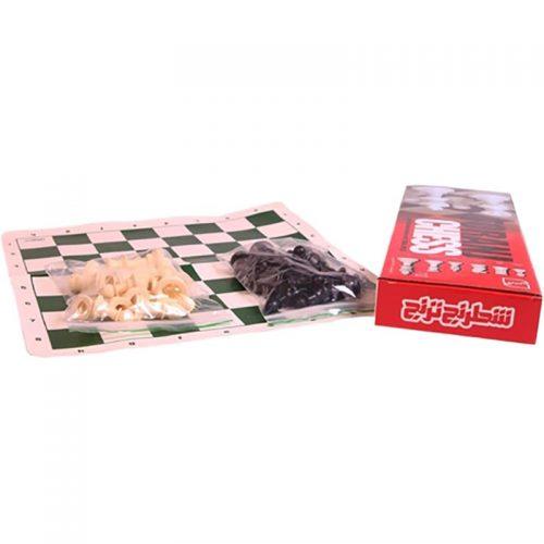 رومیزی شطرنج ترنج جعبه ای فکر آذین 2