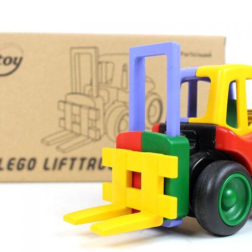 اسباب بازی ماشین های ساختنی جذاب آی توی 5