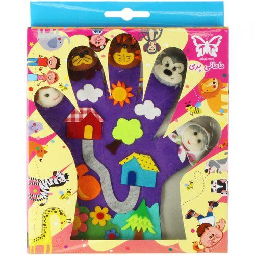دستکش عروسکی مامانی پری 3