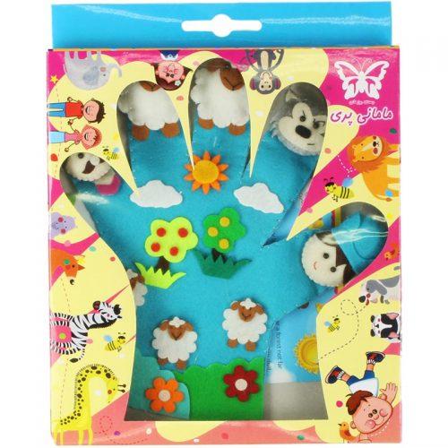 دستکش عروسکی مامانی پری 4