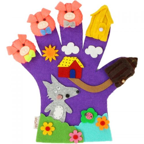 دستکش عروسکی مامانی پری 7