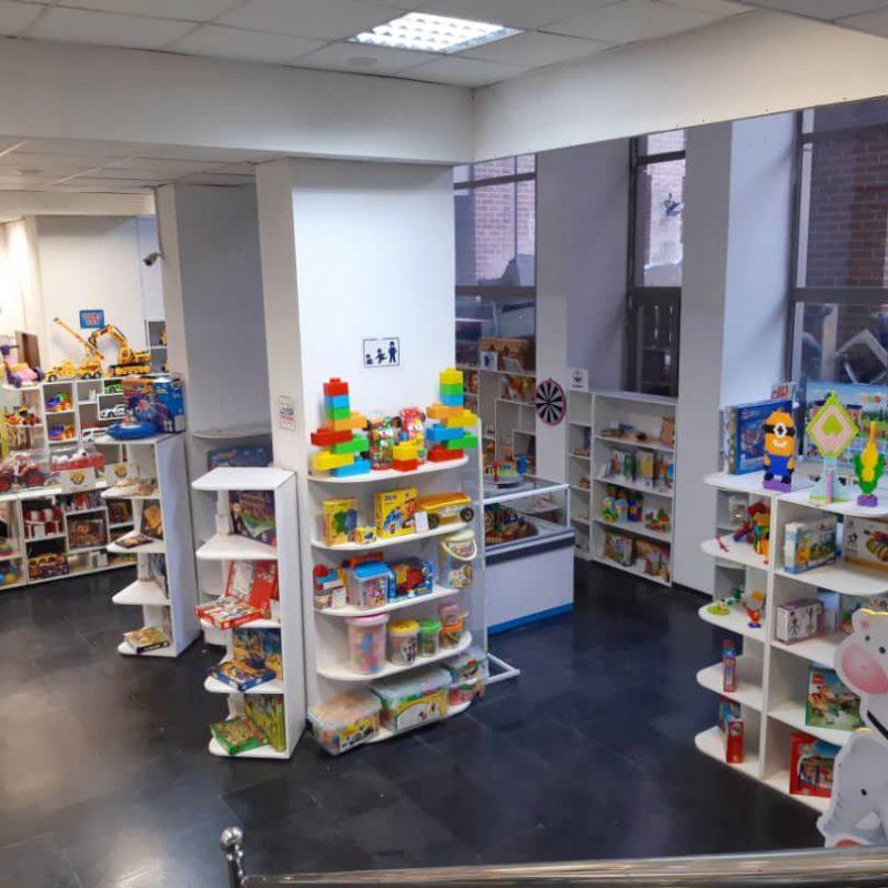شوروم فروشگاه سرزمین اسباب بازی حرید حضوری 6