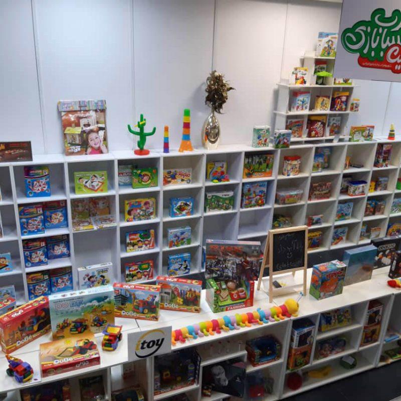 شوروم فروشگاه سرزمین اسباب بازی حرید حضوری 7
