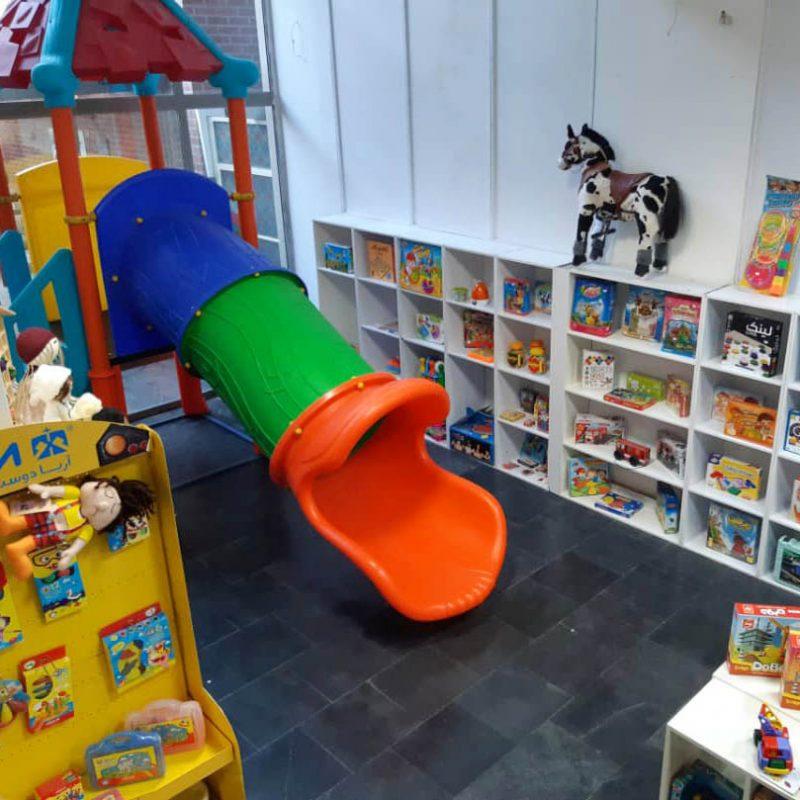 شوروم فروشگاه سرزمین اسباب بازی حرید حضوری 8