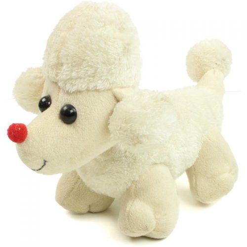 سگ گوش قلقلی سفید نی نی می