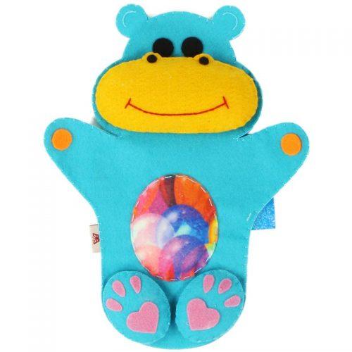 عروسک پاپت اسب آبی مامانی پری 2
