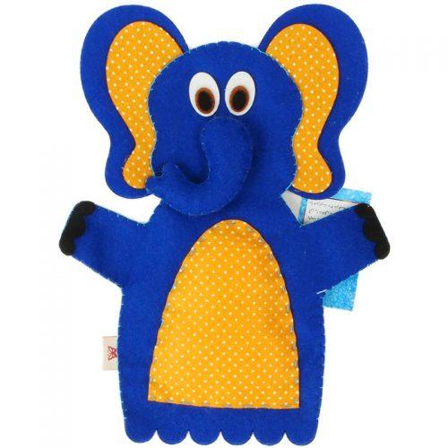 عروسک پاپت فیل مامانی پری 2