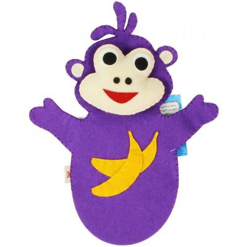 عروسک پاپت میمون مامانی پری 2