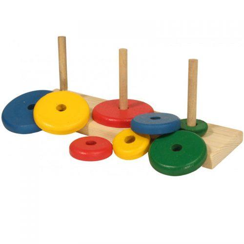 اسباب بازی برج هانوی علی کوچولو 6