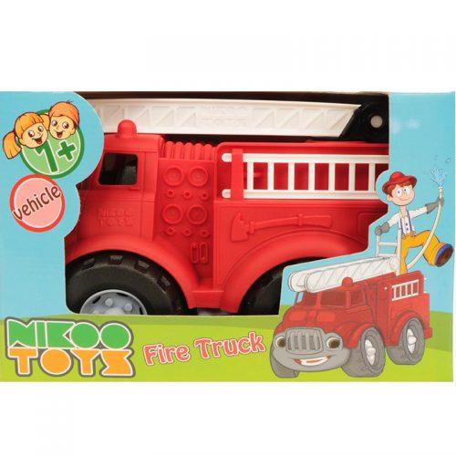 اسباب بازی کامیون آتشنشانی نیکوتوی