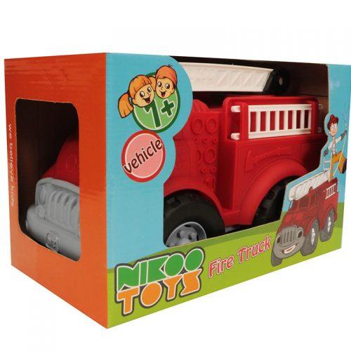 اسباب بازی کامیون آتشنشانی نیکوتوی2